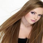 how to hair straightening at home