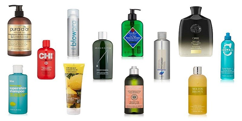 Healthy Hair Products