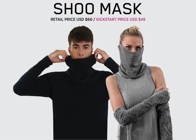 SHOO MASK